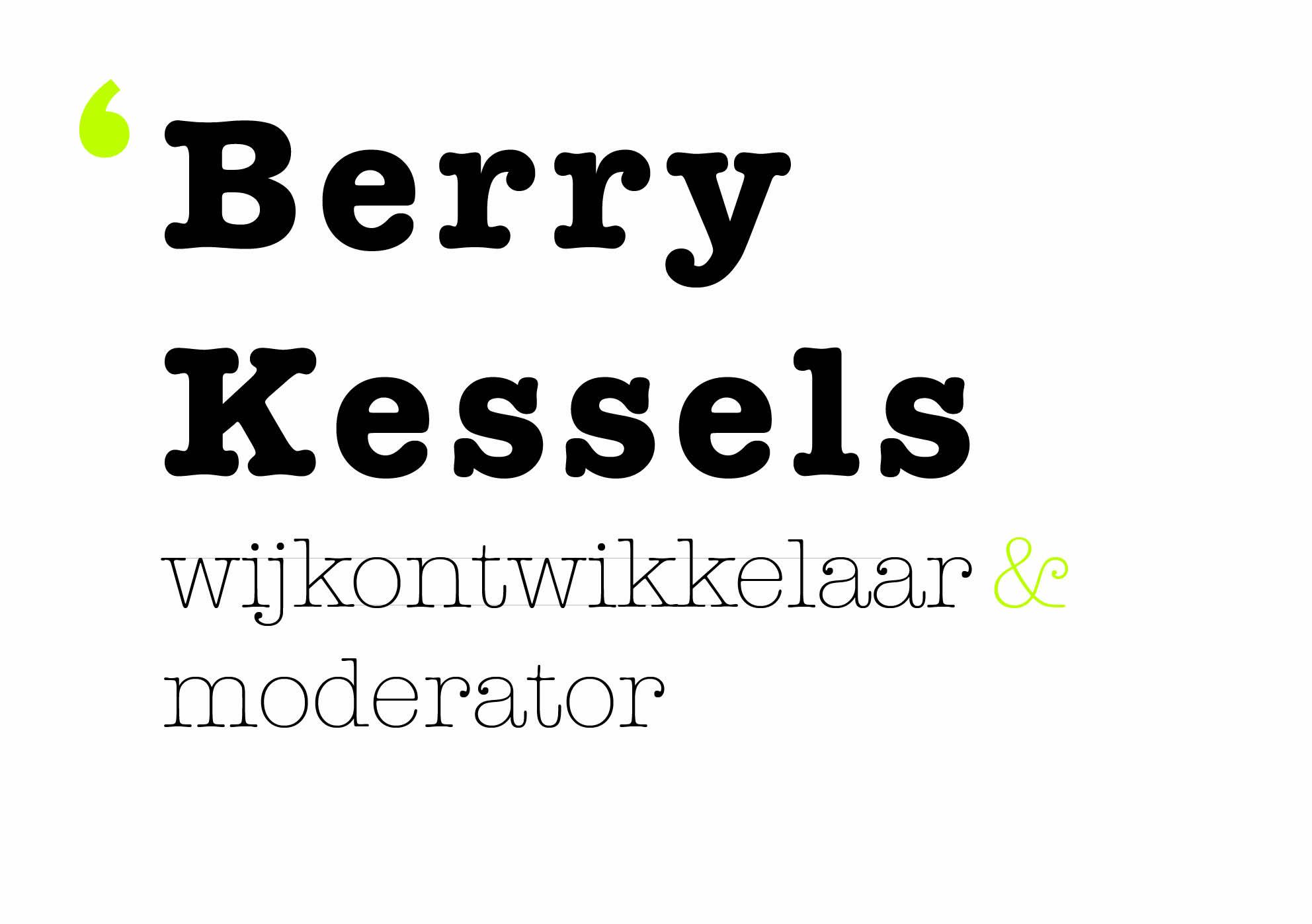Berry Kessels
